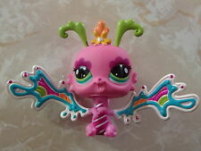 Littlest Pet Shop RARE Garden Fairy Masquerade #2795 Fun Roller Coaster LPS