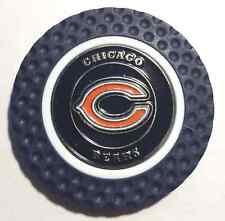 NFL Chicago Bears Magnetic Poker Chip removable Golf Ball Marker
