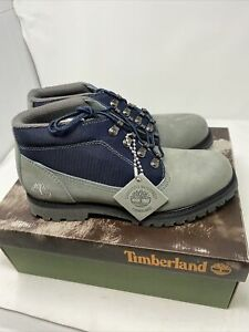 VTG Timberland Campsite Graphite Chukka Leather 28306 Hiking Boots Sz 8 NOS