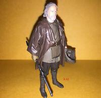 LUKE SKYWALKER movie figure STAR WARS the Last Jedi toy Mark Hamill as Old Man