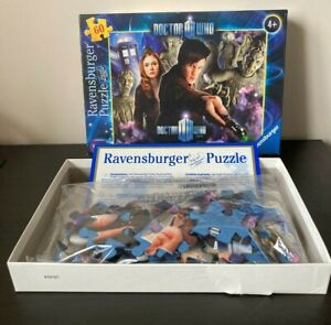 Ravensburger 60 Piece Dr Who Jigsaw puzzle 99p Start