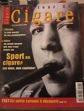 L'Amateur de Cigare N°23, mars 2000/ Sport ou cigare?