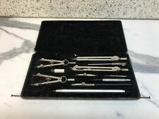 Vintage Anker Drawing Instruments Compass Set