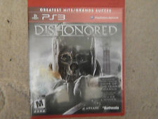 Dishonored -- Greatest Hits (Sony PlayStation 3, 2012)