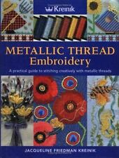 Metallic Thread Embroidery-ExLibrary