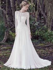 Lace Regular Size Maggie Sottero Wedding Dresses