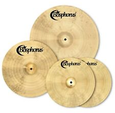 Bosphorus Basic Becken-Set 14/ 16/ 20 Cymbal-Set