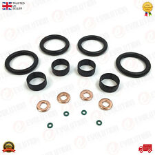FORD FUEL INJECTOR SEAL + WASHER + ORING + GASKET SET FOR FIESTA 1.4 TDCi 01 ON