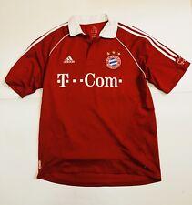 Adidas Bayern Monaco Maglia Calcio Podolsky (11) Taglia L Anni 2000