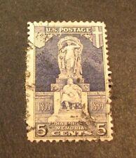 US Stamp Scott#  628 John Ericsson 1926  L149