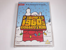 Peanuts - The Complete 1960's TV Specials Collection - NEW / SEALED UK DVD 1960s