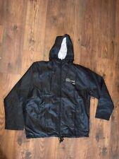 Unbranded Regular Size Zip Hooded Coats & Jackets for Men