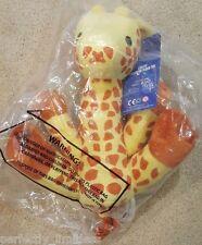 "The Last of Us Ellie Giraffe Plush Pet Toy Doll - Swivel arms + Legs 12"" tall"