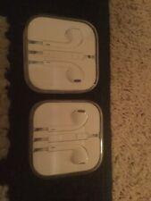 2 Sets Original Apple Earpods Headphones for iPhone Earphones Earbuds 3.5mm Jack