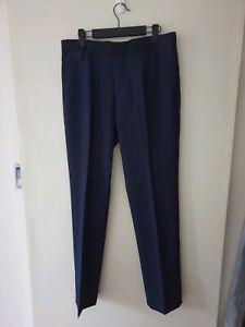 Politix navy suit pants -size 30