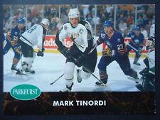 NHL 304 Mark tinordi Minnesota North Stars Parkhurst 1992/93