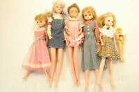 Takara Licca chan doll Dress up dool Lot of 5+1 From Japan A0014