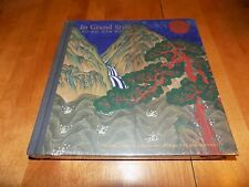IN GRAND STYLE Celebrations Korean Art During Joseon Dynasty Korea Art Book NEW