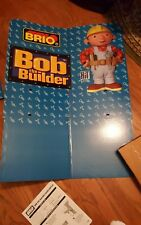 Bob The Builder Store Display Shelf New