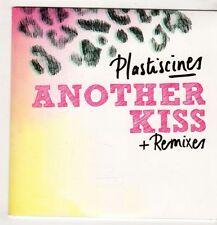(GS730) Plasticines, Another Kiss + Remixes - 2009 DJ CD