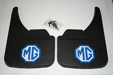 MG MGBGT  ZR MUD FLAPS UNIVERSAL FIT FRONT OR REAR  ALL MODELS Blue Casp