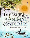 The Usborne Treasury of Animal Stories (Stories for Young Children)