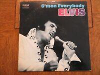 Elvis Presley – C'mon Everybody - 1971 - RCA Camden CAL-2518 Vinyl LP EX/VG+!!!