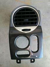 02-09 GMC Envoy Left/ Drivers Side Dash Air Vent Carbon Fiber AC Heat