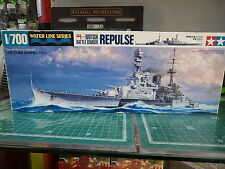 Tamiya 1/700 HMS Repulse # 31617