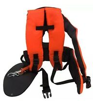 PROFESSIONAL Padded Harness for Stihl & Universal Brushcutters with Back Support
