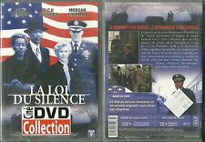 DVD - LA LOI DU SILENCE avec MORGAN FREEMAN / NEUF EMBALLE - NEW & SEALED