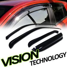 Rain/Wind Guard Shade Deflector Window Visors 4Pc For 99-06/07 Sierra Extended