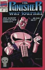 PUNISHER  WAR  JOURNAL  [ Marvel -  Sept  1991]  ##34  ##35  ##36