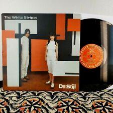 The White Stripes De Stijl Original 2000 Sympathy For the Record Industry SFTRI