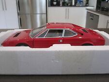 1:18 HOT WHEELS ELITE FERRARI DINO 308 GT4 RED *NEW* RARE IN RED AND NO RASH!!!