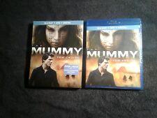 The Mummy: Tom Cruise (Blu-ray/DVD+ Digital Copy, 2017] Brand New;