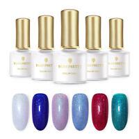 BORN PRETTY 6ml  Holographic UV LED Gel Soak Off Glitter Nail Gel Polish