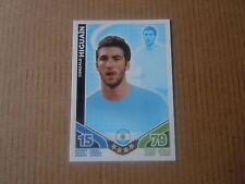 Carte Match Attax - Afrique du Sud 2010 - Argentine - Gonzalo Higuain