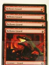 Mtg Magic the Gathering - 4X BELLOWS LIZARD