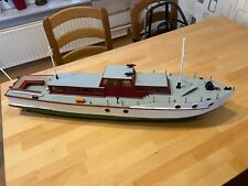 Sehr schönes Modellboot aus der ehemaligen DDR