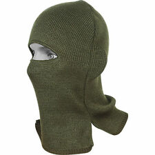 Olive Winter Russian Army Helmet Balaclava Face Mask