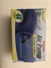 Tetra Whisper Easy to Use Air Pump for Aquariums (Non-UL) 20-40 Gallon