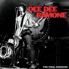 Dee Dee Ramone : The Final Sessions Vinyl (2015) ***NEW***