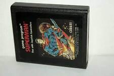 SUPERMAN GIOCO USATO ATARI VCS 2600 EDIZIONE EUROPEA CARTUCCIA FR1 43914