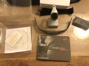 Nike Imara Digital Heart Rate Monitor Running Fitness Oval Sport Watch Set