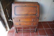 GAM Secrétaire ancien en chêne  old furniture
