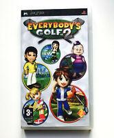 Everybody's Golf 2  - Jeu Sony PSP - Version promo / presse - PAL