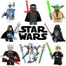 Star Wars CUSTOM Lego Mini Figures Building Jedi Vader Yoda Marvel UK FAST