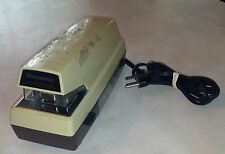 """Panasonic Automatic Electric Stapler~Model AS-300~Office Supply~1/4"""" Staples"""