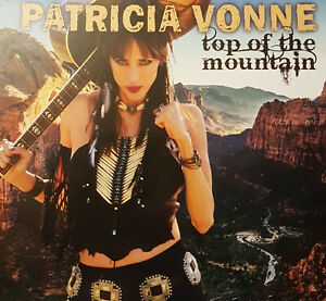 PATRICIA VONNE - TOP OF THE MOUNTAIN   CD Neu OVP
